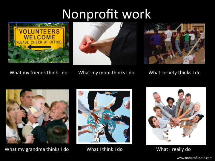 Nonprofit work